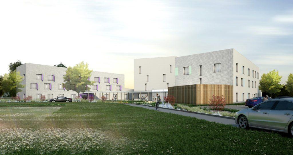 Projet résidence sociale Douai
