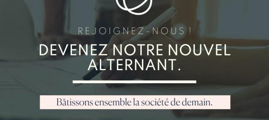 Image pour la campagne d'alternance du Groupe Tisserin